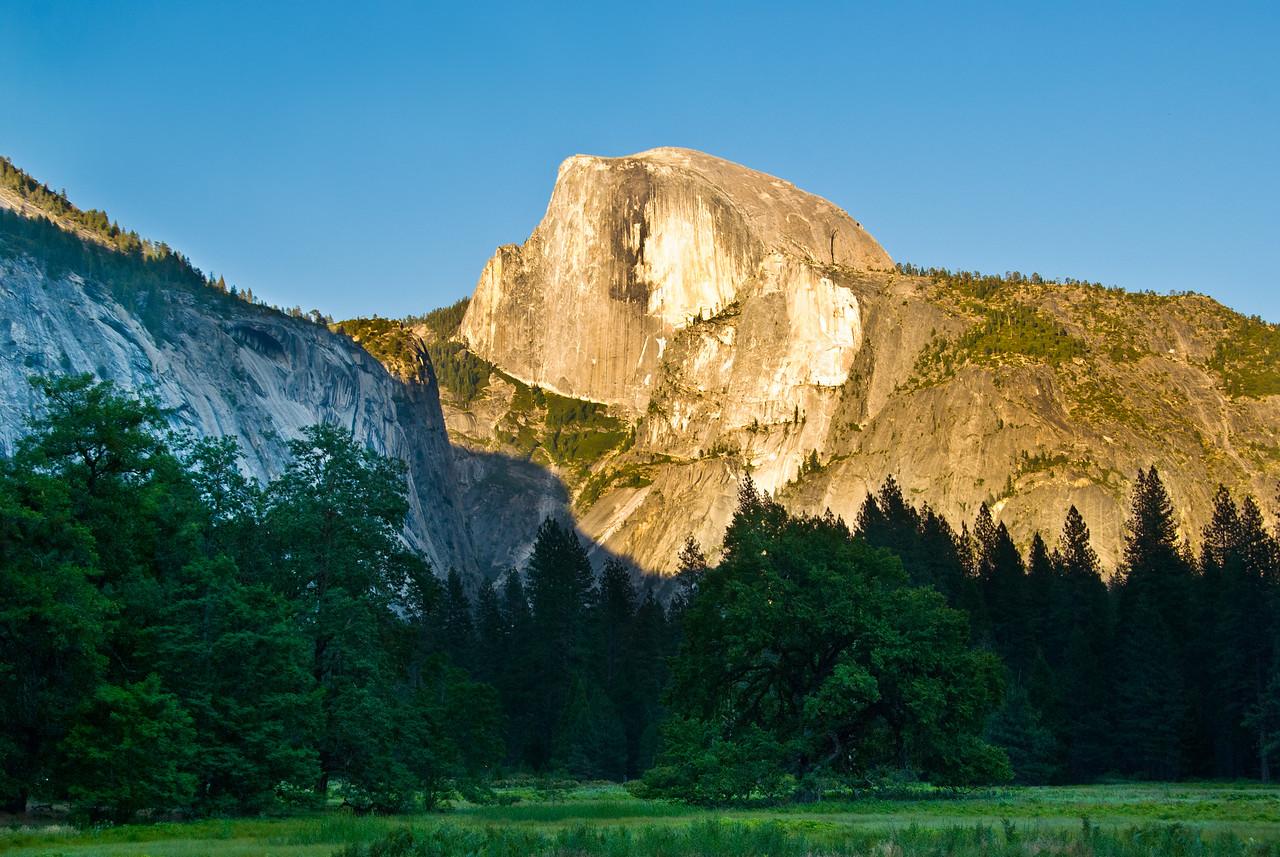Half Dome, Yosemite National Park - California