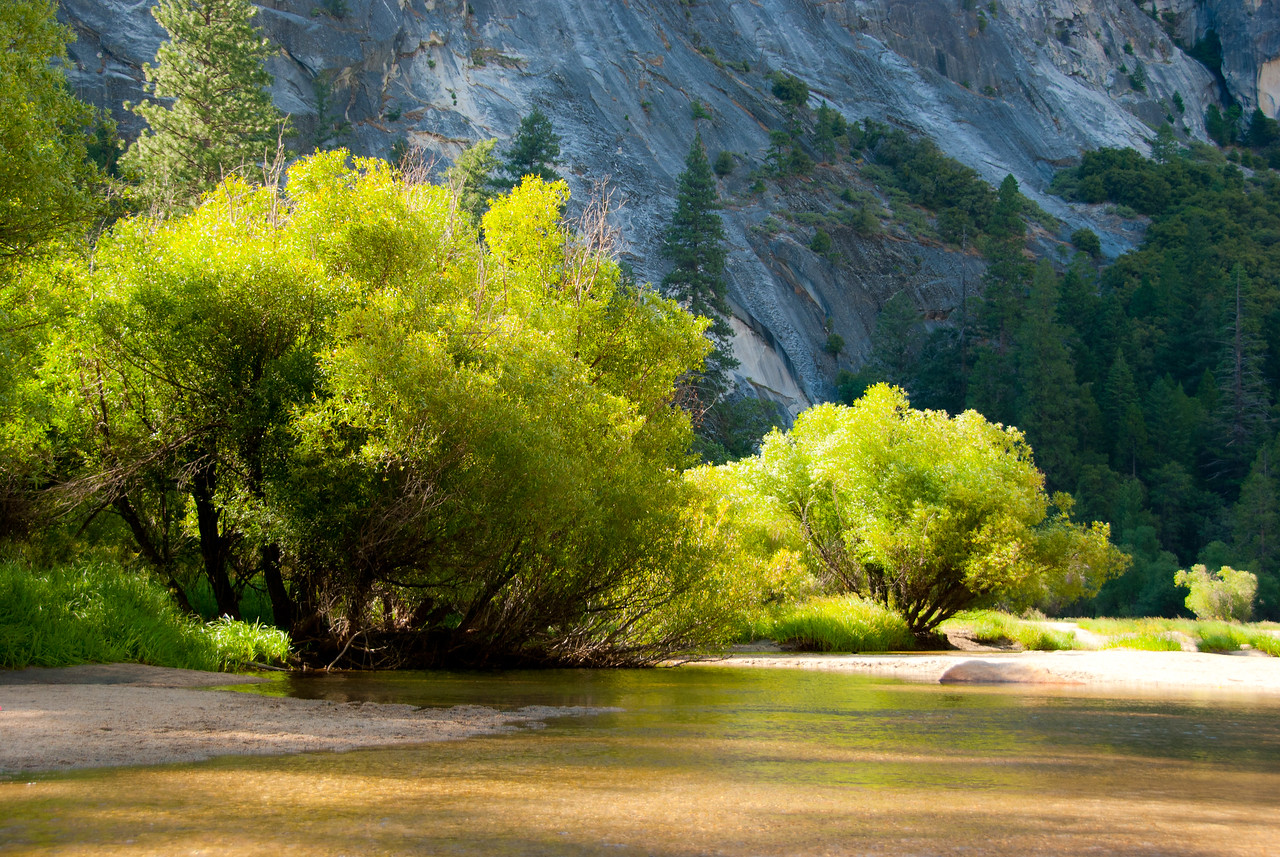 Yosemite, National, Park - California
