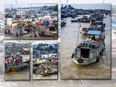Can Rai : drijvende markt