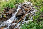 Tyndall Glacier Creek