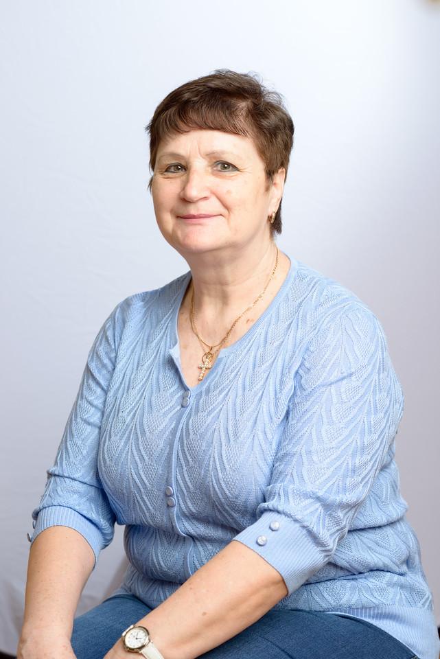 Помощник воспитателя Федотова Зоя Алексеевна