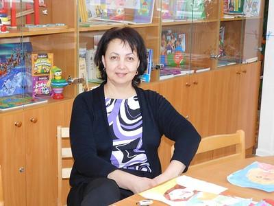 Воспитатель Мусаева Назира Норматовна
