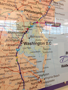2013-01-14: the I-95 corridor. You are here.