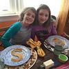 24 Jan 2016 Sleepover, Snow, S-Pancakes