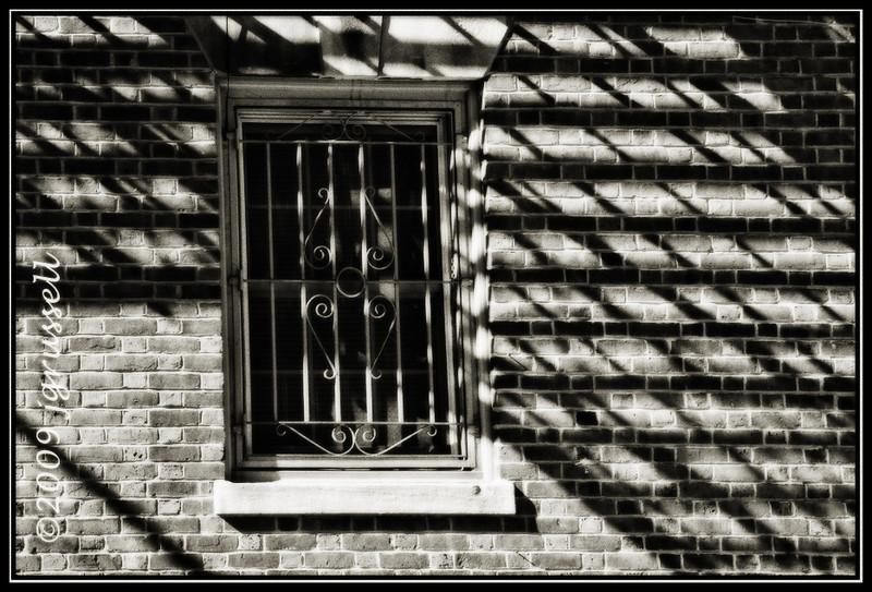 Shadows and bars