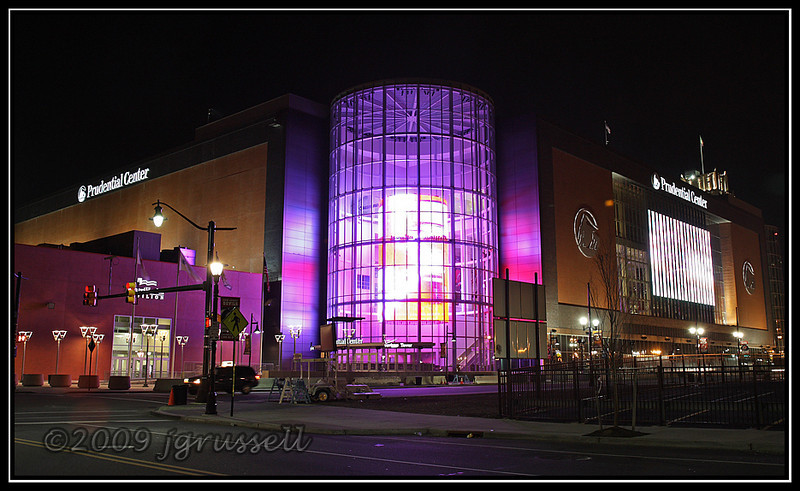 The Rock: Newark's Prudential Center
