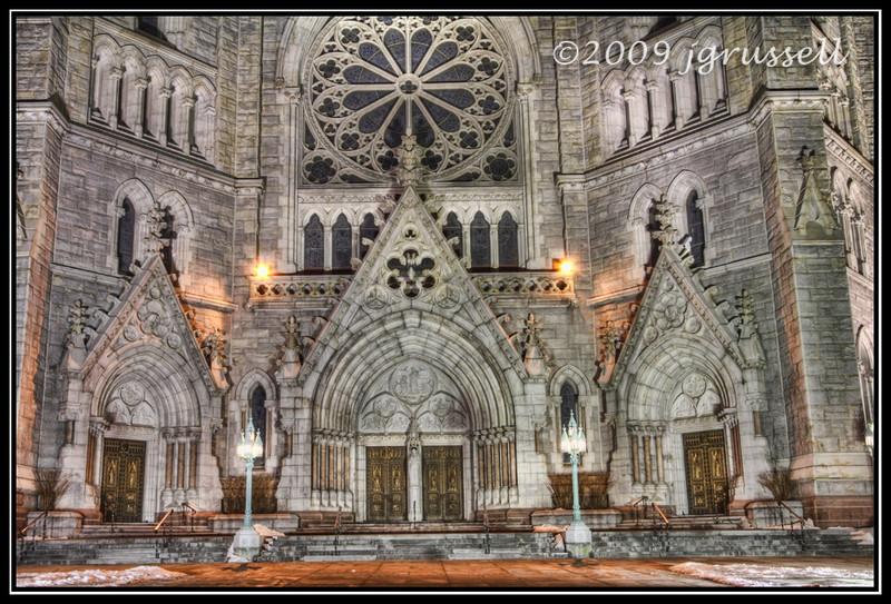 Sacred Heart Basilica, Newark