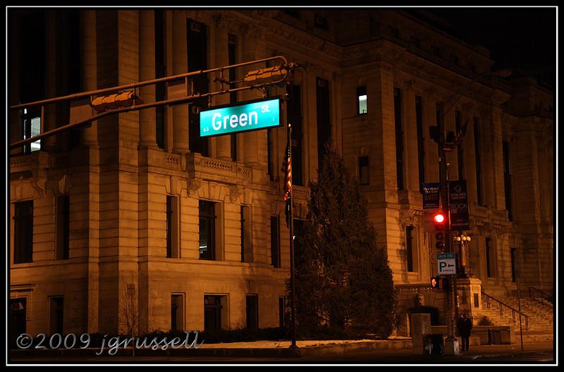 City Hall corner