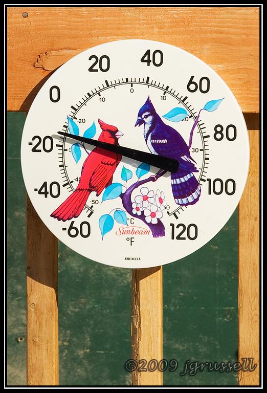 Heat wave!