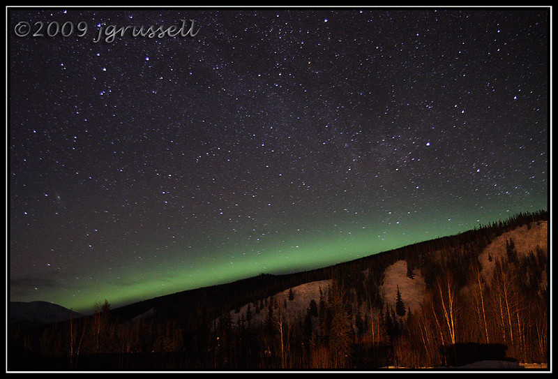 Northern Lights<br /> March 18, 2009