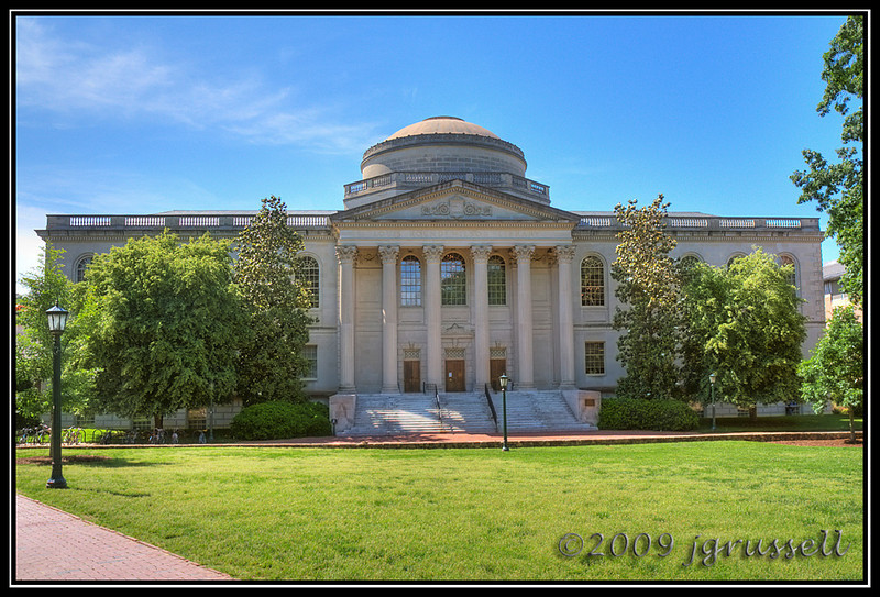 Wilson Library<br /> UNC-Chapel Hill