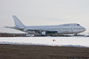 December 31 - Abandoned at the far end of Stewart International Airport, this former Air France 747 awaits her fate.