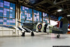 September 5 - Tom Duffy brought his beautiful Spitfire to the museum for the ceremonies.