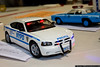 November 13 - Book 'em Danno...NYPD patrol car models at the Long Island Auto Replica Society show.