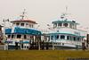 January 17 - Captree Fishing Fleet on a cold, rainy day.