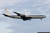 May 2 - Big, smoky jet - Iranian government 707 arriving at JFK Airport