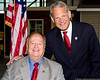 May 18 - Congressman Steve Israel hosts a talk by Max Cleland, American Hero, at the Airpower Museum