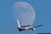 September 18 - Fly me to the moon...