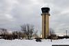 December 28 - Republic Airport Tower following Christmas weekend snowstorm.