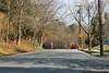 January 26 - A quiet side street in Glen Cove