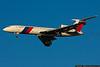 September 20 - Some heavy iron from the Soviet-era - Slovakian Tu-154 arrives at JFK.