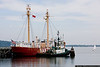 May 8 - Lightship Nantucket preparing to depart Oyster Bay