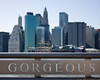 March 20 - New York skyline from Brooklyn Bridge Park.