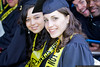 May 6 - Criminal Justice Majors attending the CW Post Commencement Ceremony.