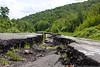 June 13 - Centralia, PA, site of a massive underground coal fire.