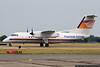 July 23 - Provincial Airlines De Havilland Dash 8 makes a stop at Republic Airport.