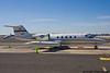 February 16 - USAF C-21A visits Republic Airport