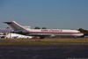 November 6 - Kalitta 727 sporting new colors arrives at Republic Airport with a string of poloponies.