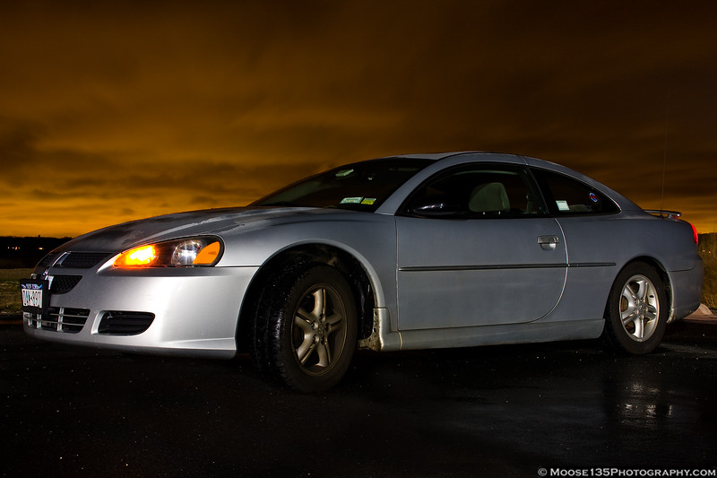 November 23 - Seven years with the Mighty Stratus!