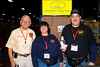 January 30 - Flat Stanley stops by the Trainville Hobby Depot booth in Springfield.