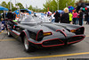 """May 14 - One of seven original George Barris Batmobiles from the """"Batman"""" TV series on display at the Newsday Car Show."""