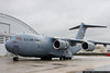 May 4 - C-17 at Kennedy Airport, carrying support equipment for a Presidential visit.