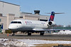 February 23 - Delta Connection CRJ-100 at Republic Airport.