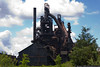 June 14 - Some of what remains of the Bethlehem Steel plant.