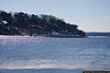 February 6 - Sea Cliff on a warm, sunny, Super Bowl Sunday.