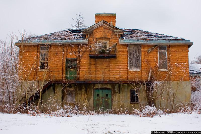 January 8 - Kings Park Psychiatric Center
