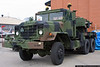 March 24 - The newest addition to the American Airpower Museum's fleet, a 5-ton wrecker.