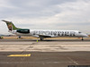 February 1 - Frontier ERJ-145 at Republic Airport on a college sports charter.