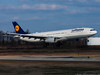 December 1 - Lufthansa switched their daily flight to an A330 for the winter.