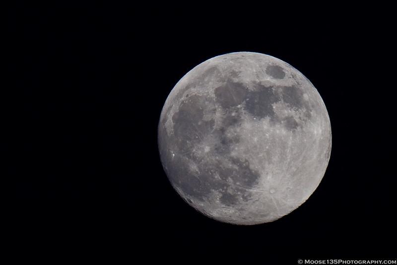 July 2 - The Full Buck or Full Thunder Moon.