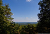 September 15 - The view from Morrow Mountain.
