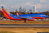 December 2 - After a Southwest flight from New Orleans to Baltimore diverted into Charlotte with smoke in the cockpit, this Southwest jet flew in from Chicago to pick up the passengers and take them to their destination.