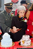 February 14 - <i> GI Love Stories</i> at the American Airpower Museum.  This Town of Hempstead sponsored event saw ten military veteran couples renew their wedding vows.