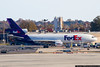 November 10 - Holiday shipping means FedEx sometimes brings an MD-10 into Charlotte.