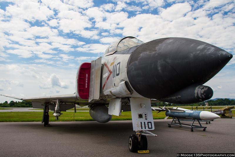 June 29 - For Phantom Phanatics...at the Hickory Aviation Museum.