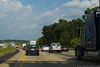 August 30 - No, this isn't New York traffic - it's Allentown, PA at Friday rush hour of Labor Day weekend.
